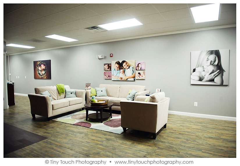 Studio Tour With Tiny Touch Photography