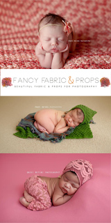Fancy Fabric Props