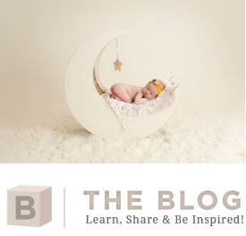 Newborn Photography Blog - Learn, Share & Be Inspired!
