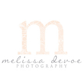Melissa DeVoe Photography Business Logo