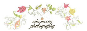 Erin McCoy Photography Business Logo