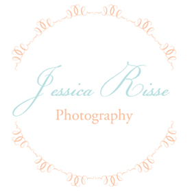 Jessica Risse Photography Business Logo