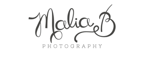 Malia B Photography Business Logo