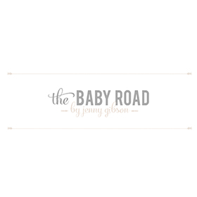 The Baby Road Business Logo